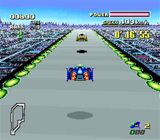 F-Zero - Screenshot - Gameplay