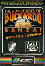 The Adventures of Buckaroo Banzai: Across the 8th Dimension!