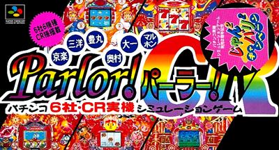 Kyouraku Sanyou Toyomaru Parlor! Parlor! IV CR