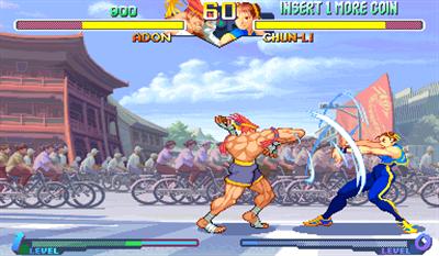Street Fighter Alpha 2 - Screenshot - Gameplay
