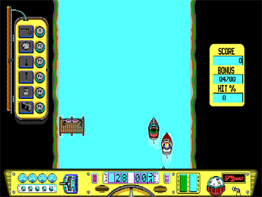 .386 Spys - Screenshot - Gameplay