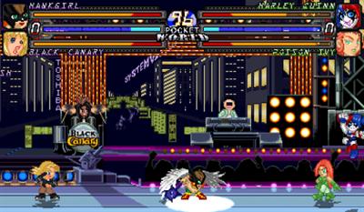 Pocket World: DC Edition - Screenshot - Gameplay