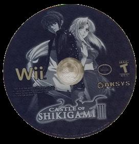 Castle of Shikigami III - Disc