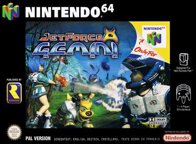 Jet Force Gemini - Box - Front