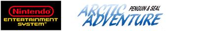 Arctic Adventure: Penguin & Seal - Banner