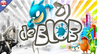 de Blob - Fanart - Background