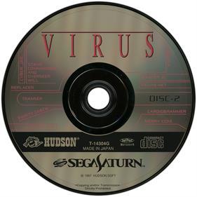 Virus - Disc