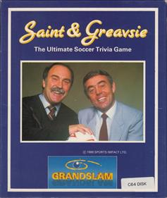 Saint & Greavsie