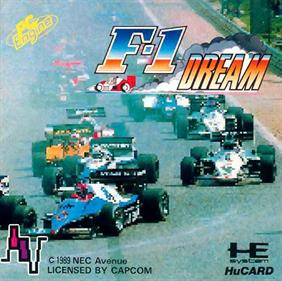 F-1 Dream - Box - Front