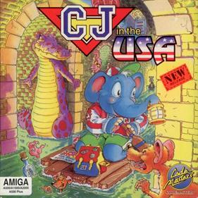 CJ in the USA