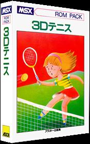 3D Tennis - Box - 3D