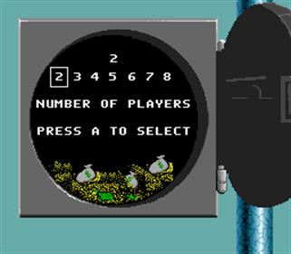 Monopoly - Screenshot - Game Select