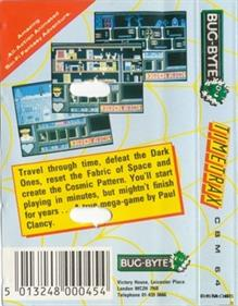 Time Trax - Box - Back