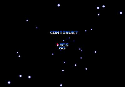 Advanced Busterhawk Gley Lancer - Screenshot - Game Over