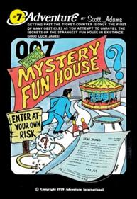 Scott Adams' Classic Adventure #7: Mystery Fun House
