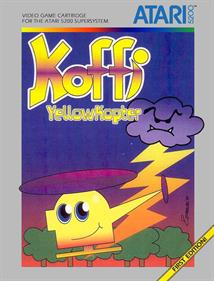 Koffi: Yellow Kopter