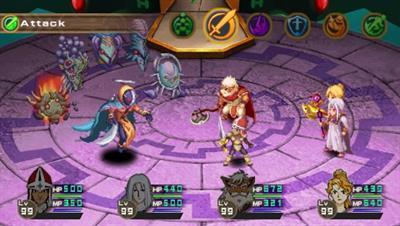 Lunar: Silver Star Harmony - Screenshot - Gameplay