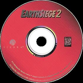 EarthSiege 2 - Disc