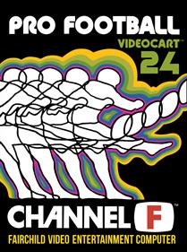 Videocart-24: Pro Football