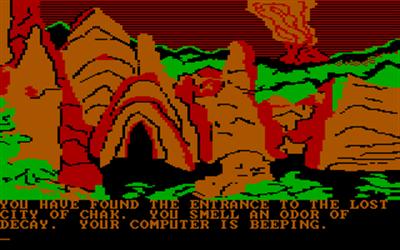 Amazon - Screenshot - Gameplay