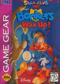 Bonkers: Wax Up!