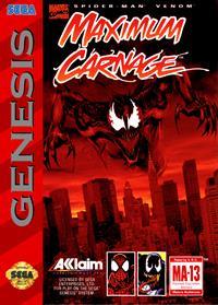 Spider-Man • Venom: Maximum Carnage