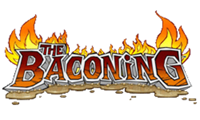 The Baconing - Clear Logo