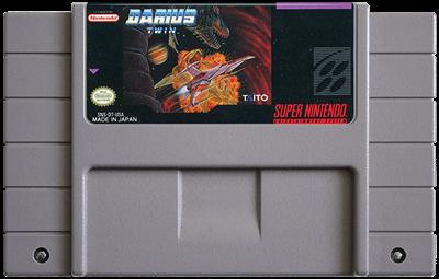 Darius Twin - Cart - Front