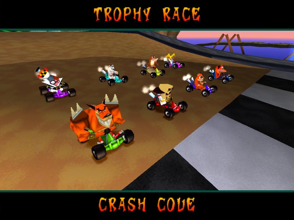 CTR: Crash Team Racing Details - LaunchBox Games Database
