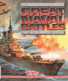 Great Naval Battles Vol. III: Fury in the Pacific, 1941-44