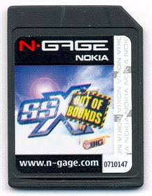 SSX: Out of Bounds - Cart - Front