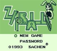 Zipball