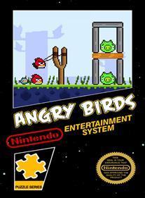 Angry Birds - Fanart - Box - Front