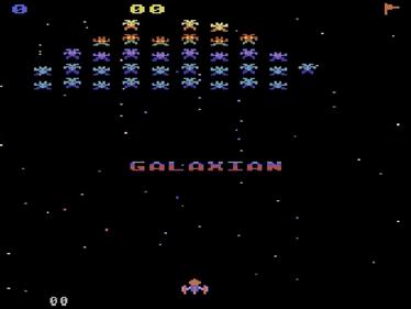Galaxian - Screenshot - Game Title