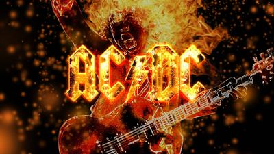AC/DC Live: Rock Band Track Pack - Fanart - Background