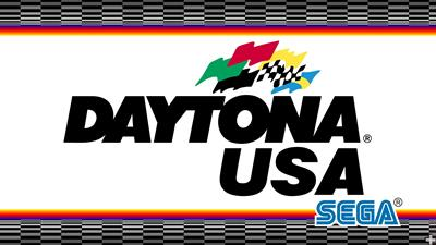 Daytona USA 2001 - Fanart - Background