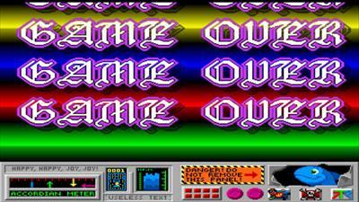 4-Get-It - Screenshot - Game Over