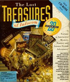 The Lost Treasures of Infocom