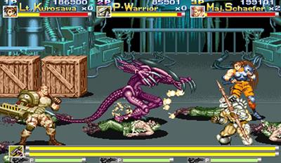 Alien vs. Predator - Screenshot - Gameplay