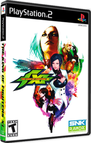 The King of Fighters XI - Box - 3D