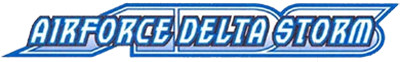 AirForce Delta Storm - Clear Logo
