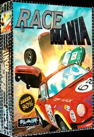 Race Mania - Box - 3D