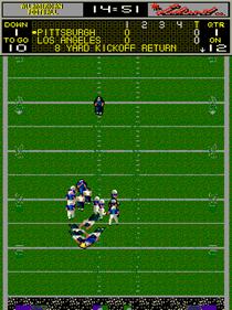 All American Football - Screenshot - Gameplay