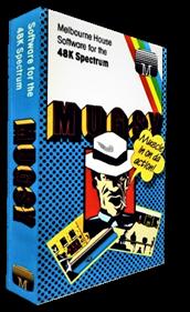 Mugsy - Box - 3D