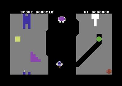 Dark Star (Mastertronic) - Screenshot - Gameplay