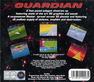 Guardian - Box - Back