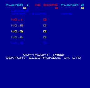 Video Eight Ball - Screenshot - High Scores