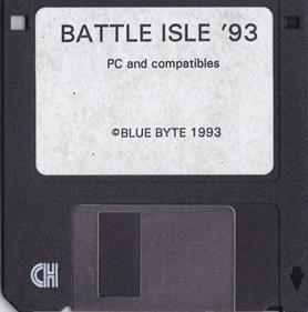 Battle Isle '93: The Moon of Chromos - Disc