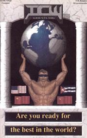 ICW Wrestling