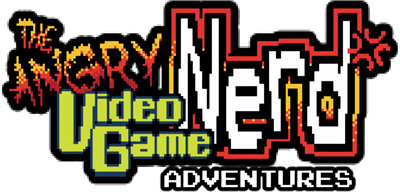 The Angry Video Game Nerd Adventures - Clear Logo